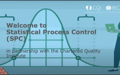 Statistical Process Control (Webinar)